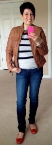 Boden jacket, Mariner jumper, Revas