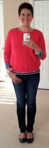 Boden Must have jumper and Breton