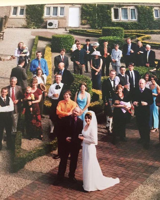 18 bloody years ago tomorrow!!! #anniversary #shitsandgiggles #ilovehimsomuch #boltonabbey #thedevonshirearms @boltonabbeyestate