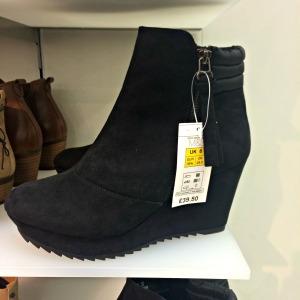 M&S boot