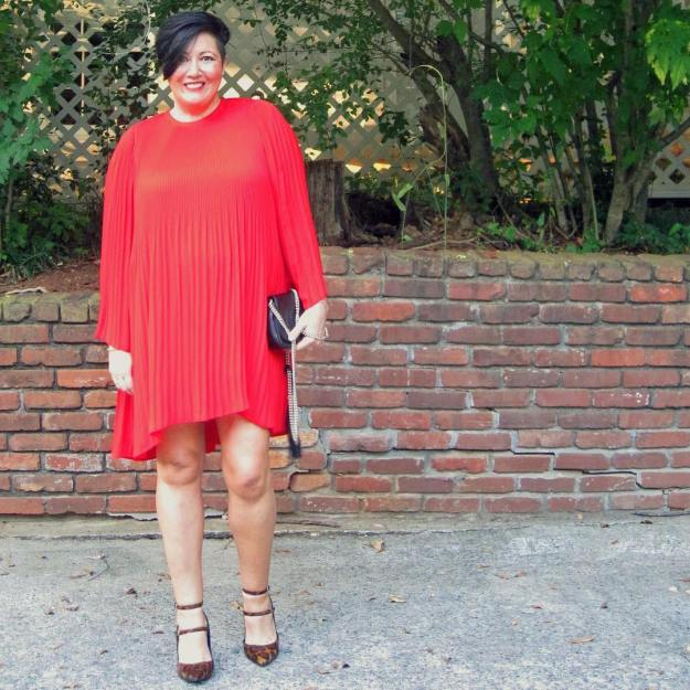 Beautiful evening in Atlanta and we're off out for a belated anniversary dinner! #ladyinred ❤️ #thisis45 #pixiecut #nothingbutpixies #shorthair #liketkit #fbloggers #fbloggersuk #fblogger #ootd #wiwt #outfitpost #outfitinspo #instafashion #instastyle #40plusstyle #everydaystyle #over40fashion #mumontherun #dresslikeamum