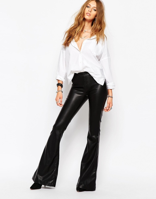 faux leather Blank NYC