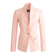 regent blazer coral pink