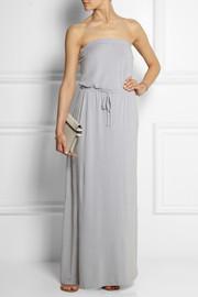 maxi dress strapless