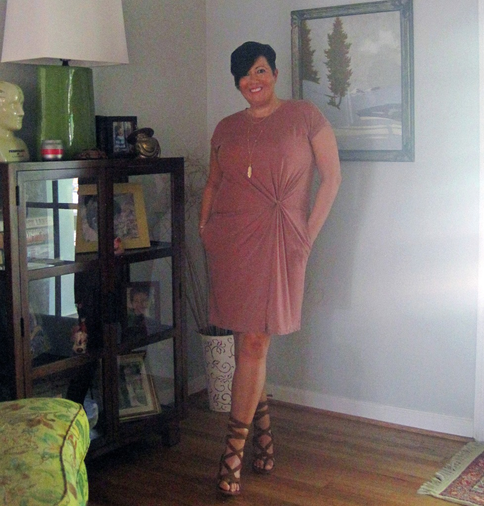 Allsiants dress