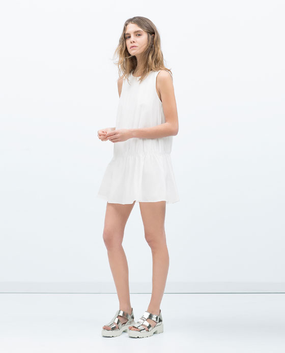 skirt jumpsuit