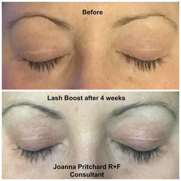 After just 4 weeks of using @rodanfields #lashboost I can already see a difference! My lashes are definitely longer and thicker looking! If you are in the US message me if you are interested in trying! We have a special holiday bundle too at the moment with a free eye cream and pouch! Best results are seen at 8 weeks! I can't wait!