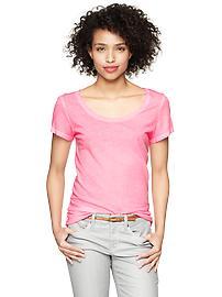 sunwashed tshirt