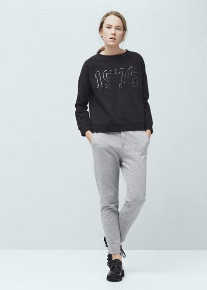 Mango 1976 sweatshirt