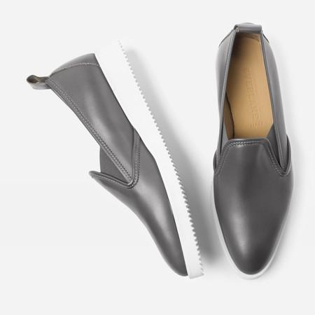 grey street shoe
