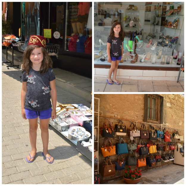 shopping in Famagusta
