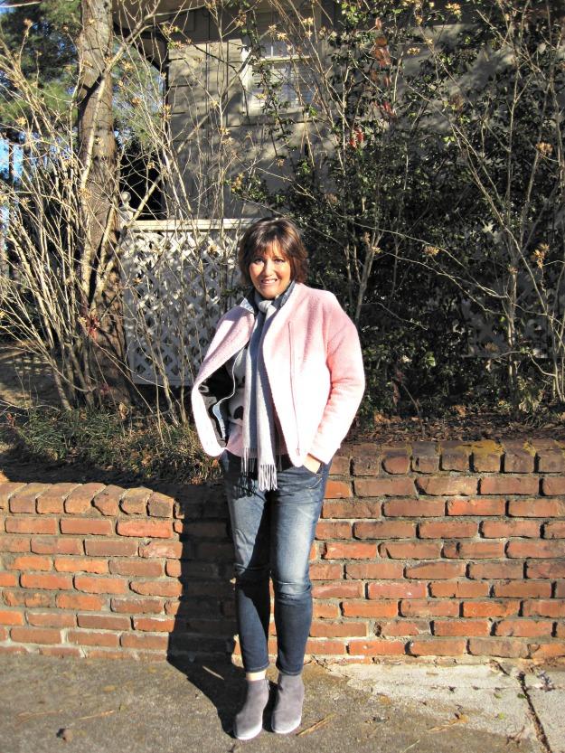 pink jacket 1