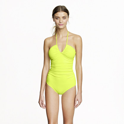 neon ruched
