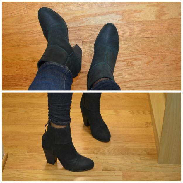 Petrol Newbury boots