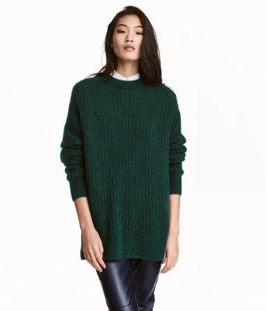 oversize-green-mohair