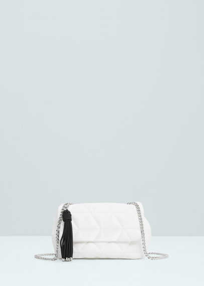 Mango quilted cross body