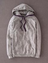Cashmere hoody