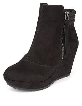 platform M&S boots