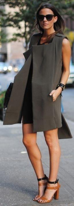 sleeveless jacket 6