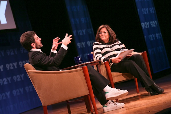 Fashion Icons with FERN MALLIS: MARC JACOBS sponsored by MARTINI