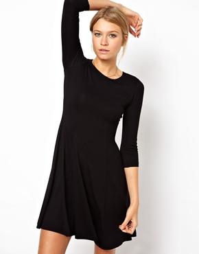simple skater dress
