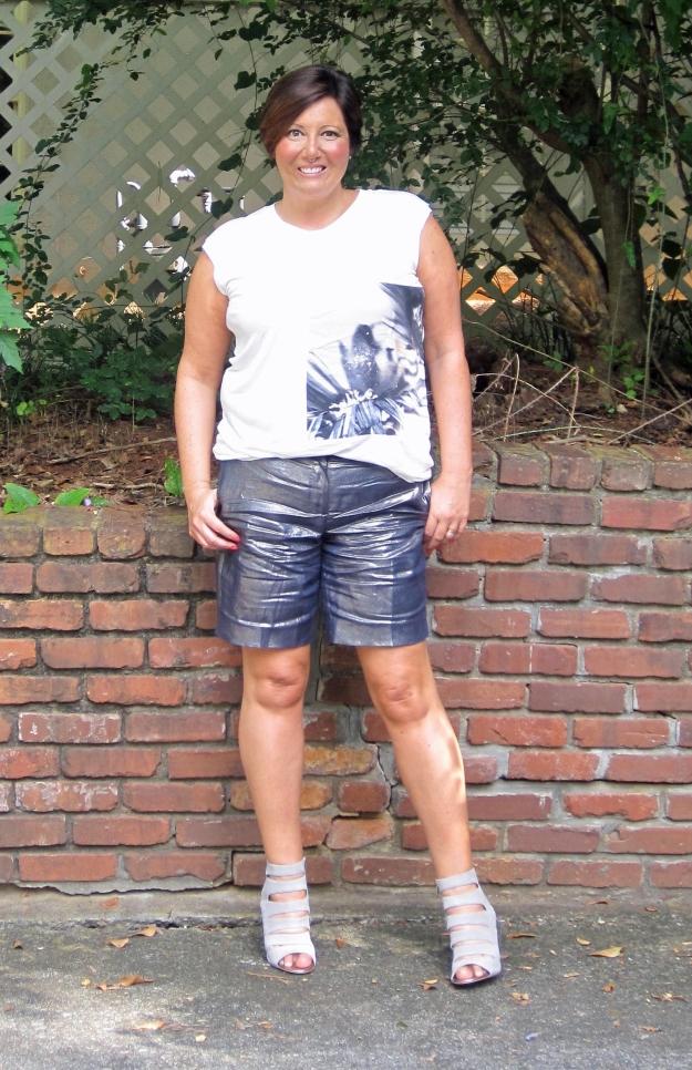 shorts and tee v1