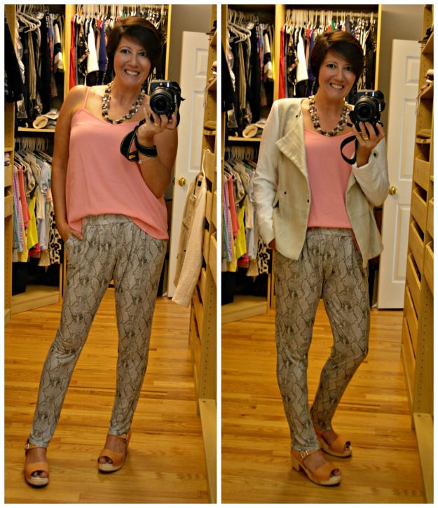 Mango trousers Zara jacket