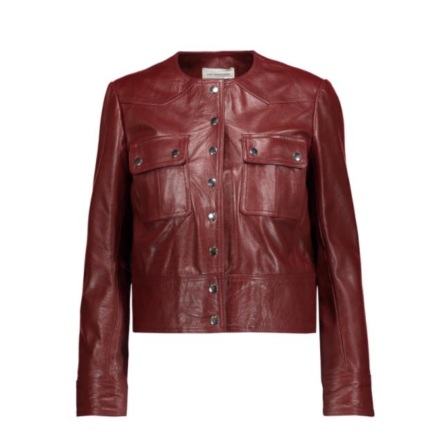 Isabel Marant Kheo leather jacket