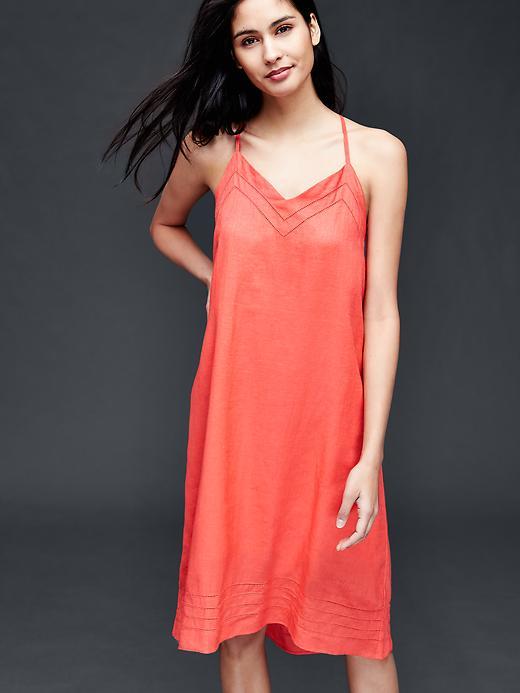 Gap linen dress