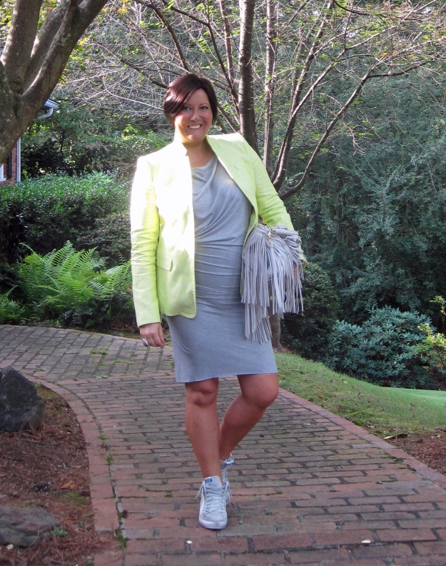 kiwi blazer
