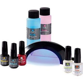 Red carpet manicure gel kit