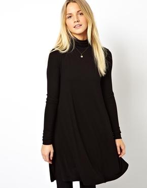 polo swing dress
