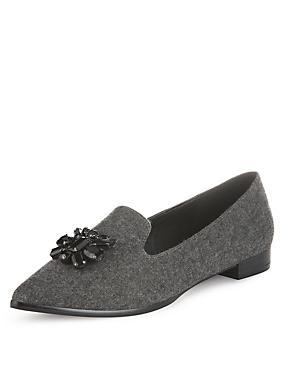 gem grey loafer