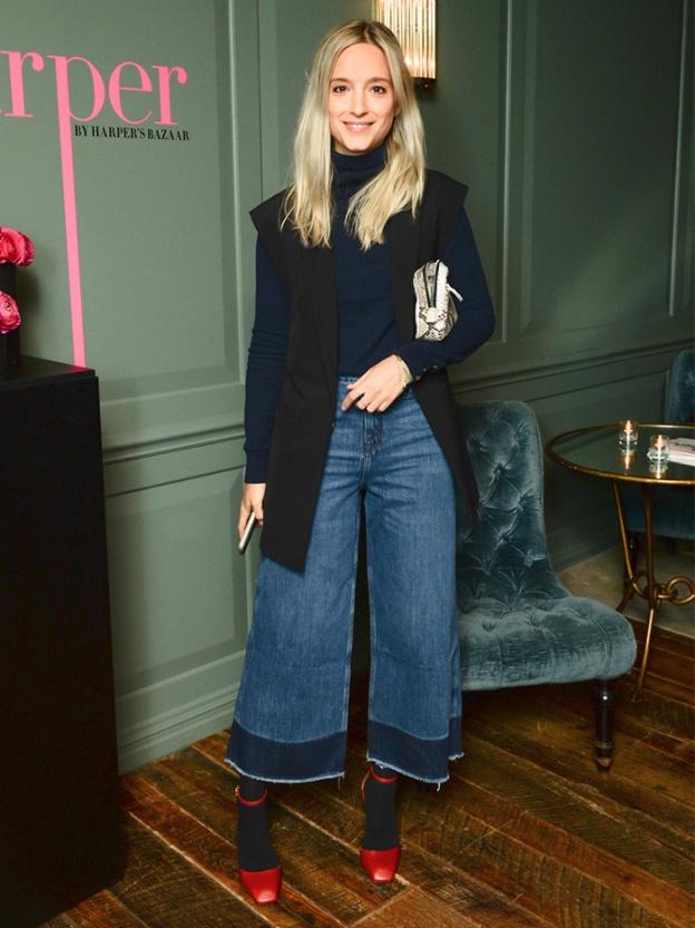 H&M wide leg jeans inspo 5